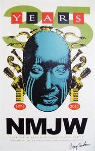Picture of NMJW 35th Anniversary poster